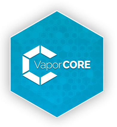 Vapor CORE Product Badge